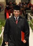 Charles Atencio — MIT Graduation Walk