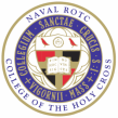 College of the Holy Cross Naval Reserve Officers Training Corps (NROTC) Emblem