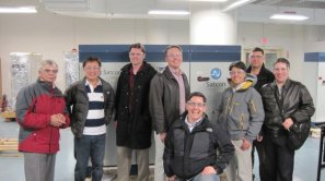 MIT SDM Industrial Relations Committee at Satcom