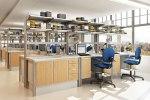 640 Memorial Drive Lab Interior