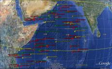 Somali Piracy Incidents - 2010