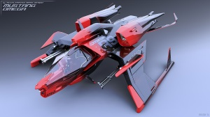 Consolidated Outland Mustang Omega